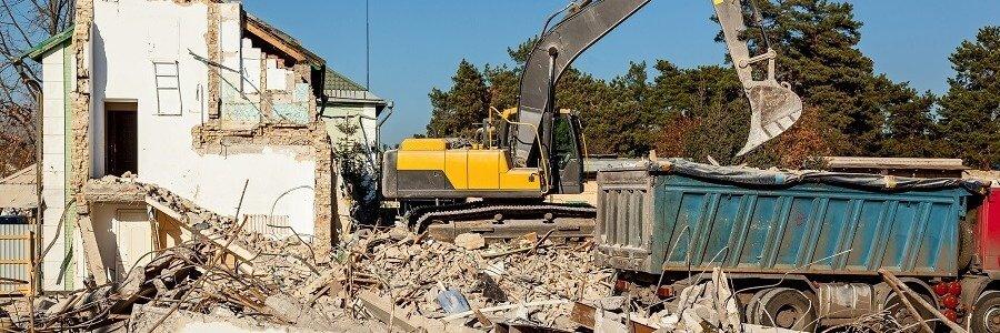 Orden de demolición